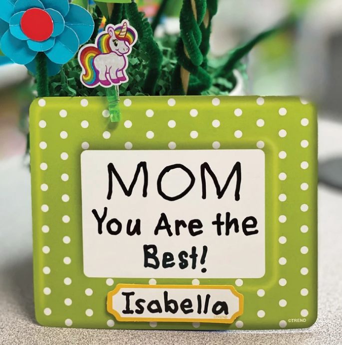Mother's Day Sweet Signs DIY easy kid project