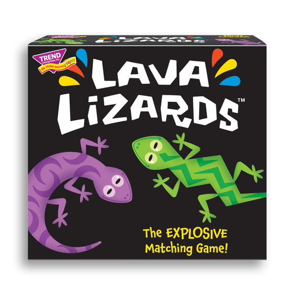 Lava Lizards™ best new board game for families