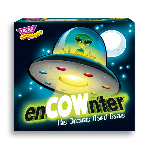 enCOWnter™ best new board game for families