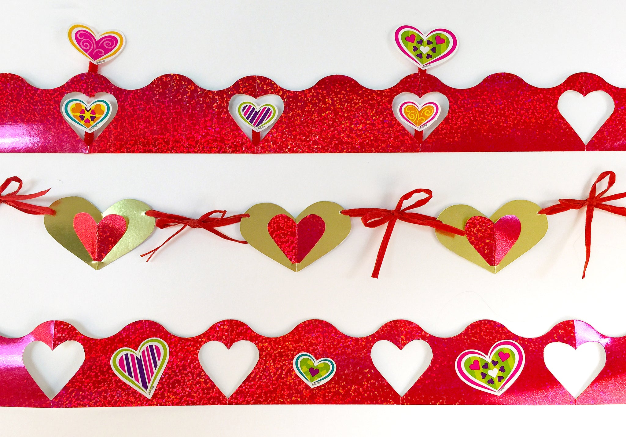 DIY Valentine's Day decorations classroom