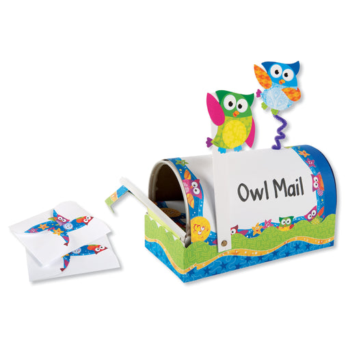 A0898 Owl Mail Learning Fun Activity