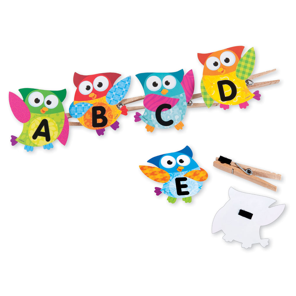A0997 Creative Clothespins Learning FUN Activity