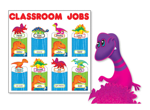 A1007 Dino-Mite Job Chart Learning FUN Activity