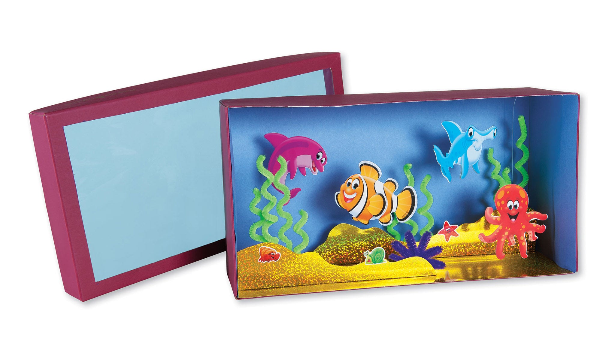 A1014 Splashy Scene Learning FUN Activity