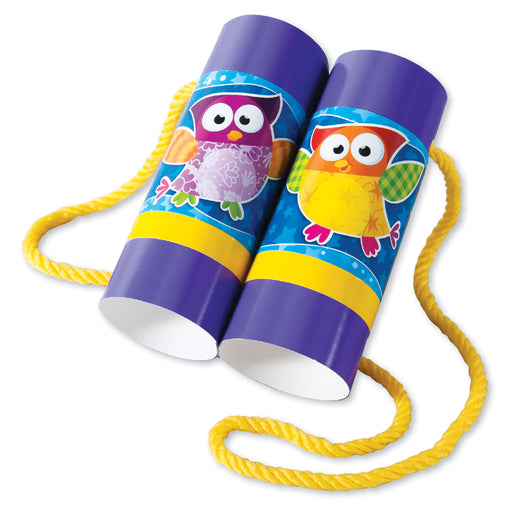 A1024 Little Explorers Binoculars Learning FUN Activity