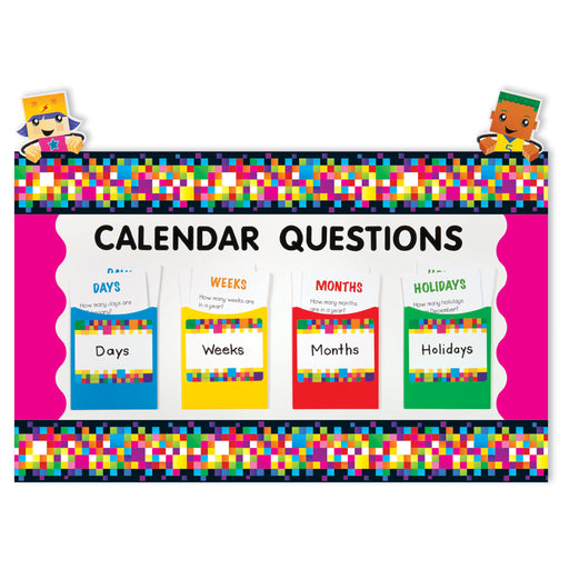 A1033 Calendar Questions Learning FUN Activity