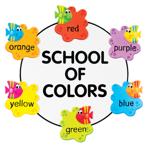 A1057 School of Colors Learning FUN Activity