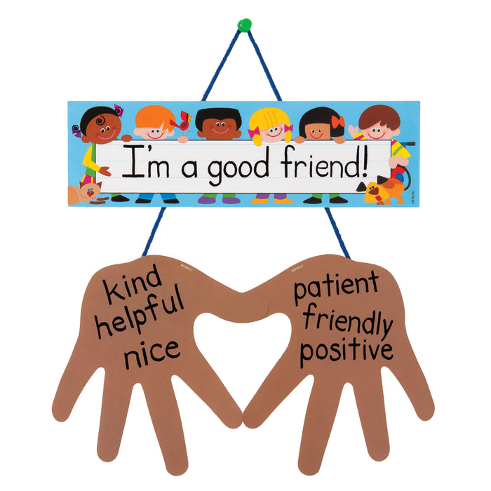 A1062 Friendship Signs Learning FUN Activity