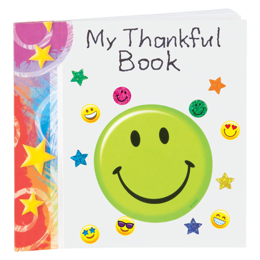 A1082 Thankful Things Book Learning FUN Activity