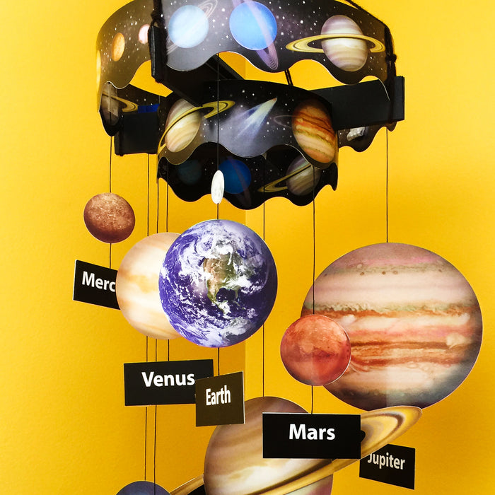 Solar System Mobile Learning FUN Activity