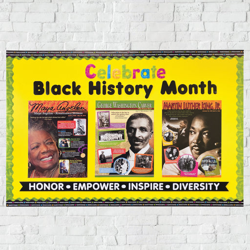Celebrate Black History Bulletin Board Idea