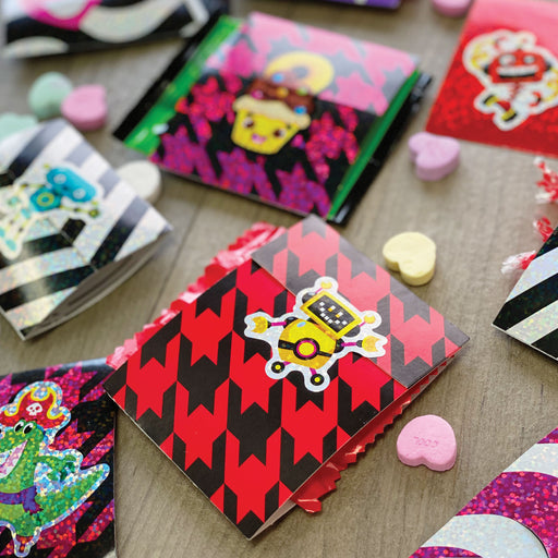 Border Valentine Cards DIY