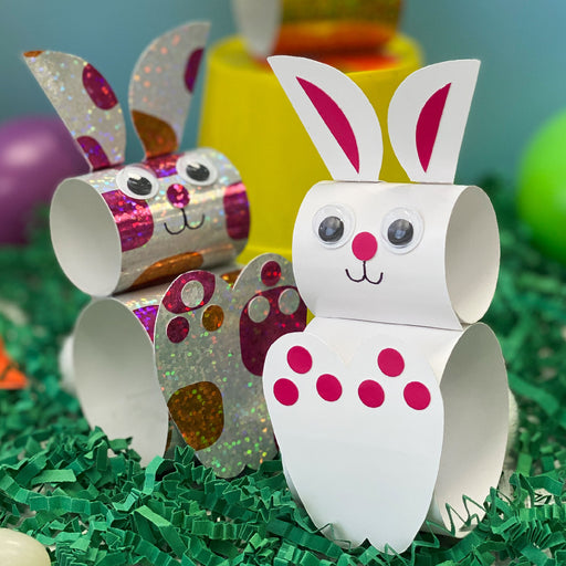 Hoppy Easter Bunnies DIY