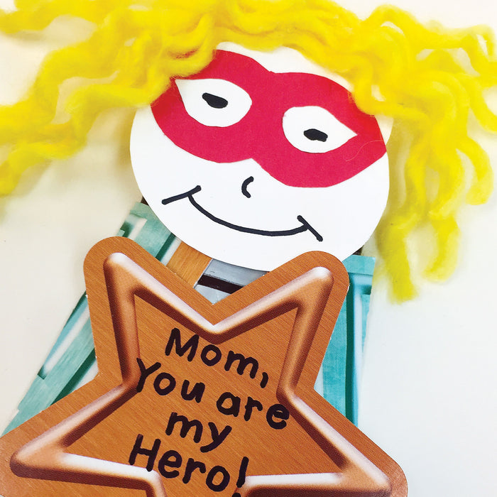 DIY168 My Hero Candy Craft