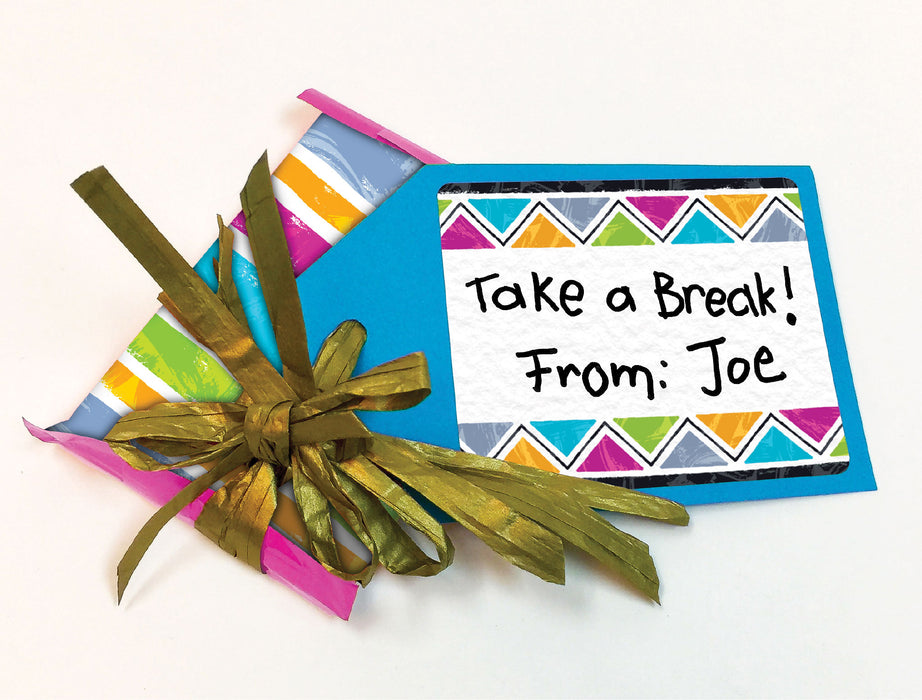 DIY173 Fathers Day Candy Card