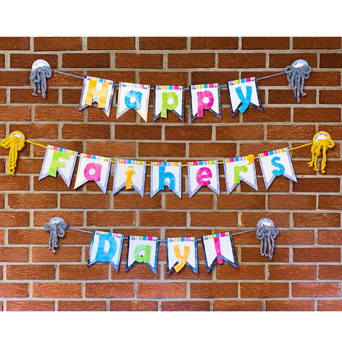 Big Celebration Banner DIY