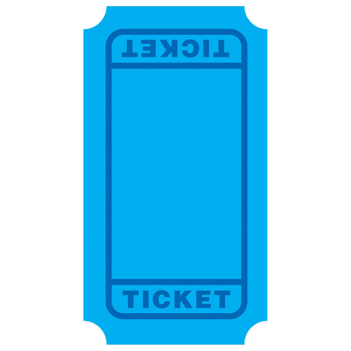 T10095 Accent Blue Tickets