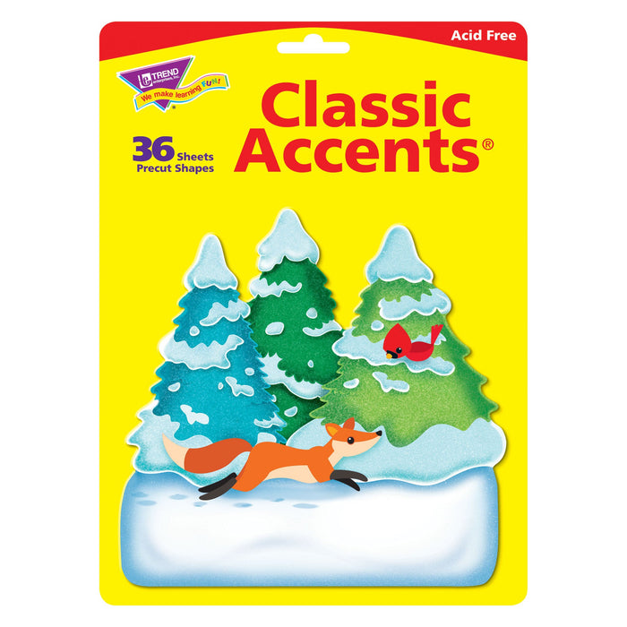T10098 Accent Winter Tree Package