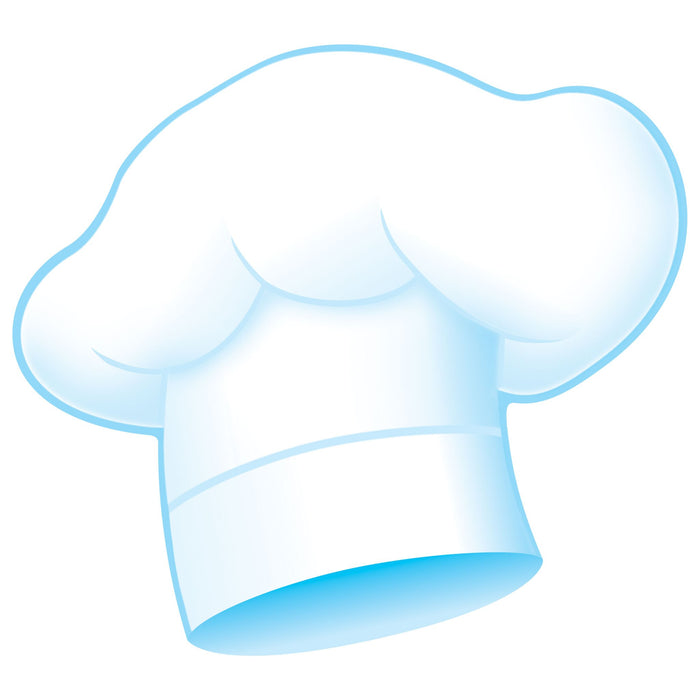 T10112 Accent Chef Hat