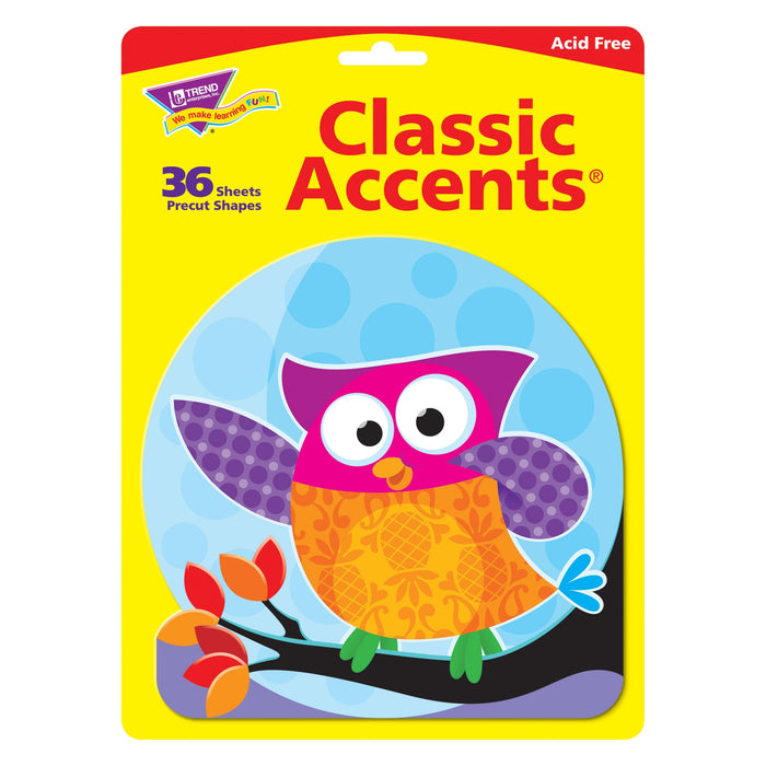 T10117 Accent Owl Star Package