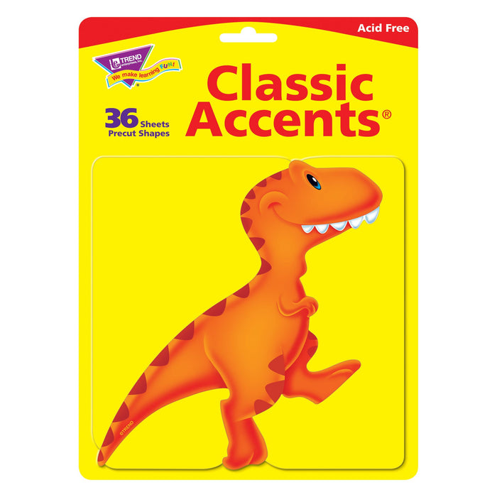 T10120 Accent Dinosaurs Package