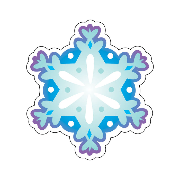 T10520 Accent Snowflake