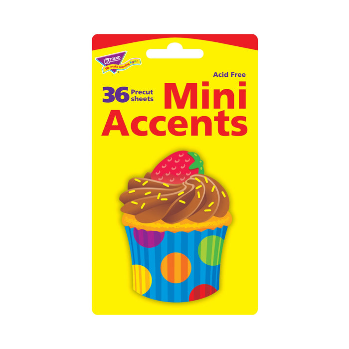 T10582 Accent Cupcake Package