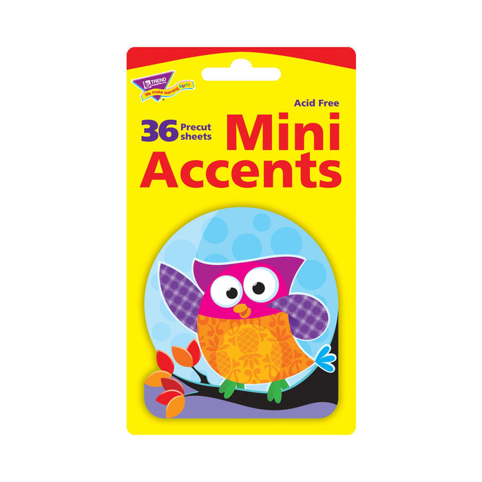T10587 Accent Owl Stars Package