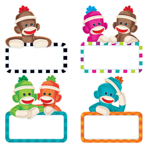 T10609 Accent Sock Monkey Sign