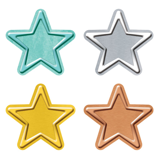 I ♥ Metal™ Stars Classic Accents® Variety Pack