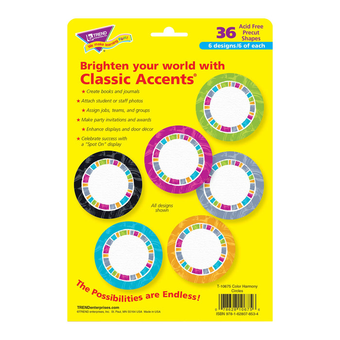 T10675 Accent Harmony Circles Package Back