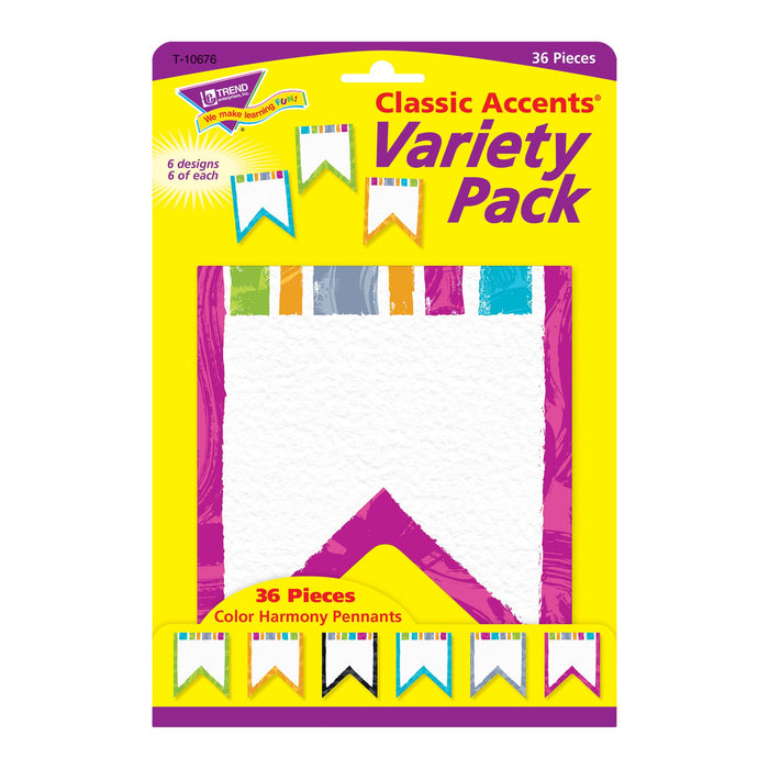 T10676 Accent Harmony Pennants Package Front