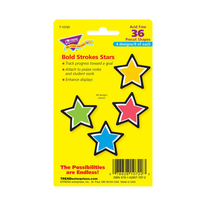 T10720 Accent Bold Star Package Back