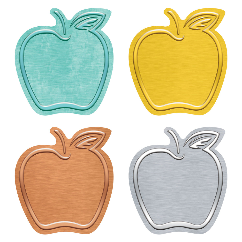 I ♥ Metal™ Apples Mini Accents Variety Pack