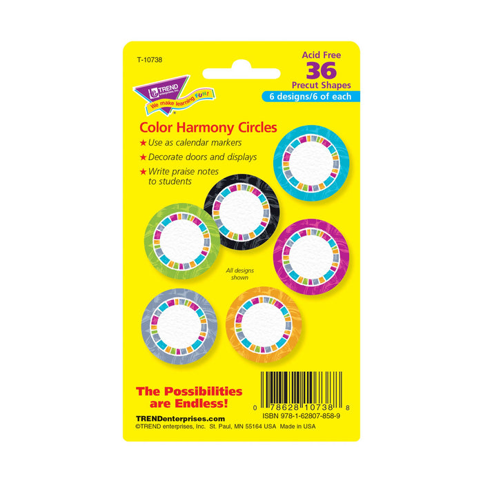 T10738 Accent Harmony Circles Package Back