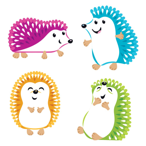 Colorful Hedgehogs Mini Accents Variety Pack