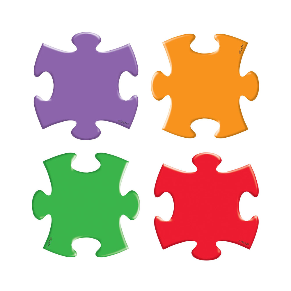 T10805 Accent Primary Color Puzzle