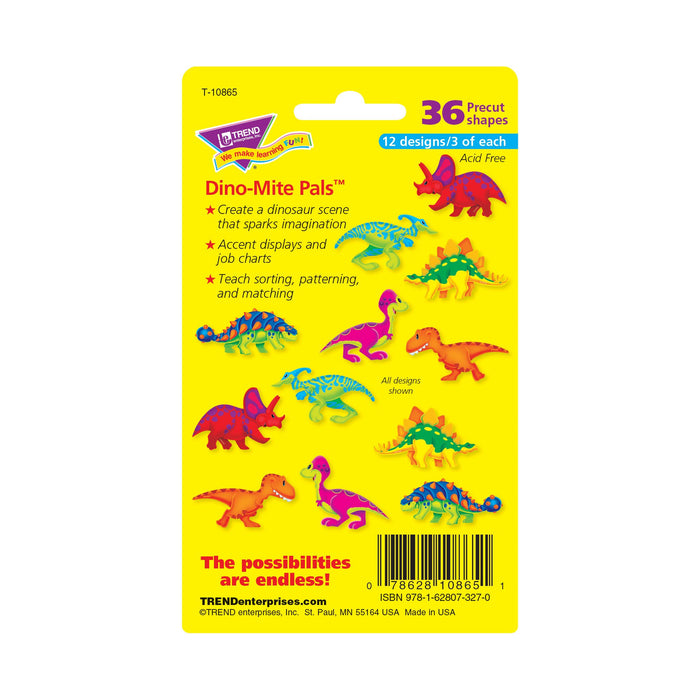 T10865 Accent Dinosaur Package Back