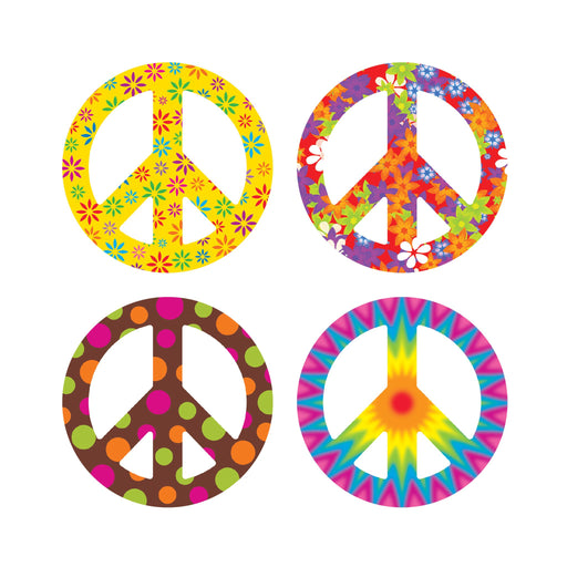 T10878 Accent Peace Signs Patterns