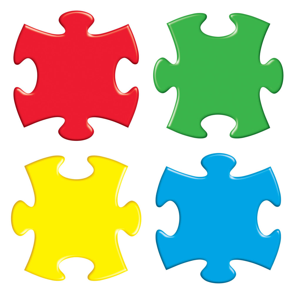 T10906 Accent Primary Color Puzzle