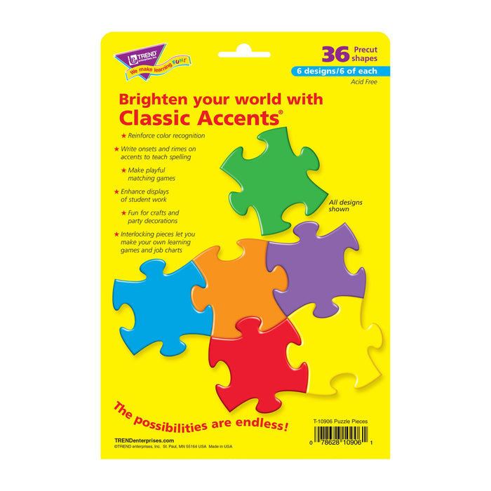 T10906 Accent Primary Color Puzzle Package Back