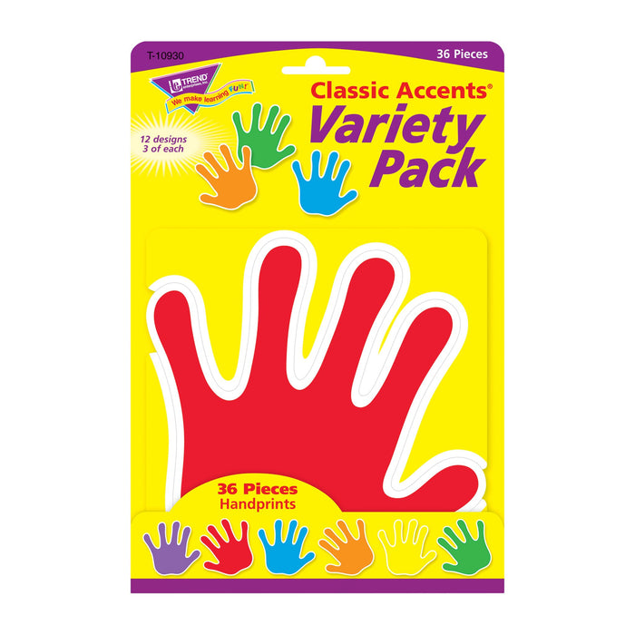 T10930 Accent Primary Color Handprint Package Front