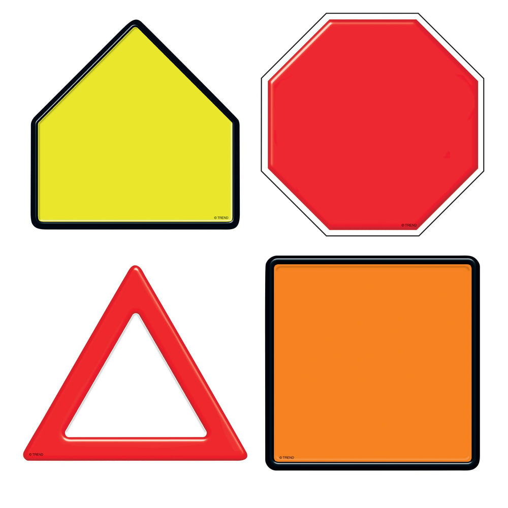 T10947 Accent Safety Signs