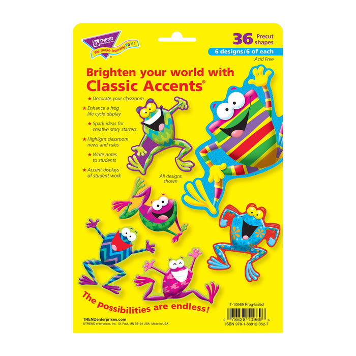 T10969 Accent Frog Package Back