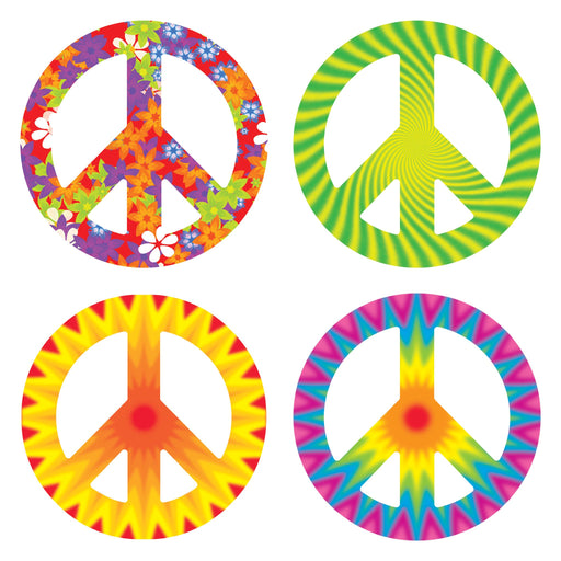 T10983 Accent Peace Sign
