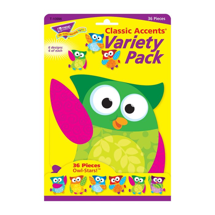 T10996 Accent Owl Stars Package Front