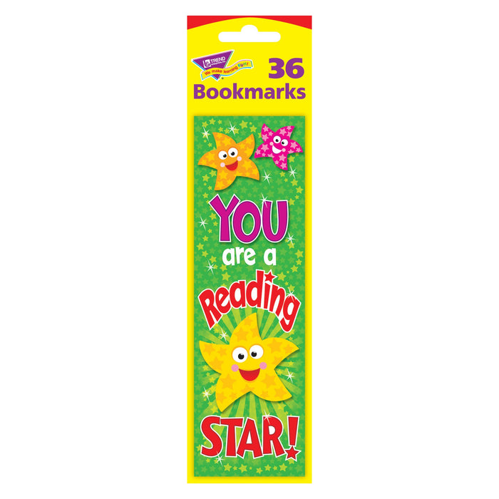 T12035 Bookmark Reading Star Package