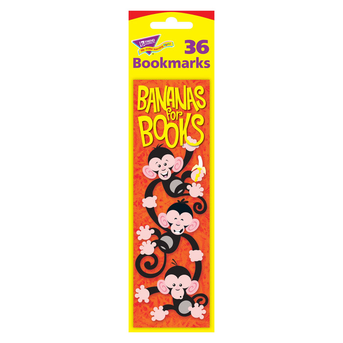 T12040 Bookmark Monkey Books Package