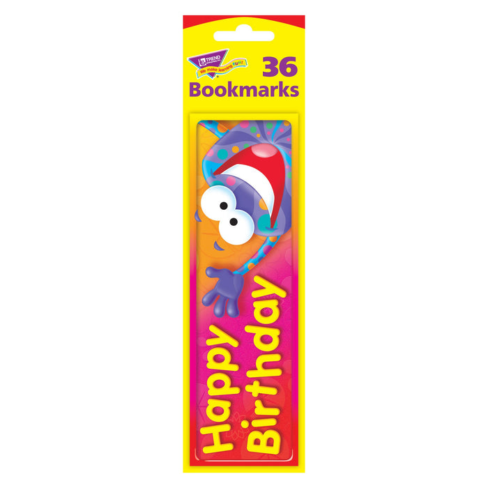 T12061 Bookmark Happy Birthday Frog Package