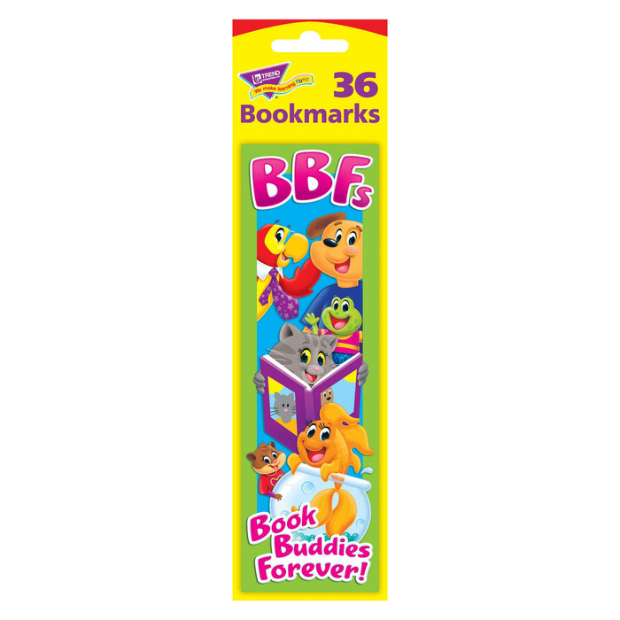 T12130 Bookmark Playtime Pets Book Buddies Package